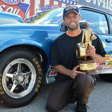 Phil Smida II, Crew Chief Pro, wins 2013 U.S. Nationals Super Gas