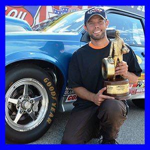 Phil Smida II, Crew Chief Pro customer, wins 2013 U.S. Nationals Super Gas