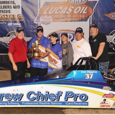 Crew Chief Pro Owner wins Indy National Open again