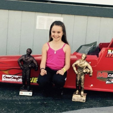 Crew Chief Pro for Junior Dragsters help racers win!